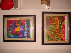 Prisoned Mind & Women (Framed)